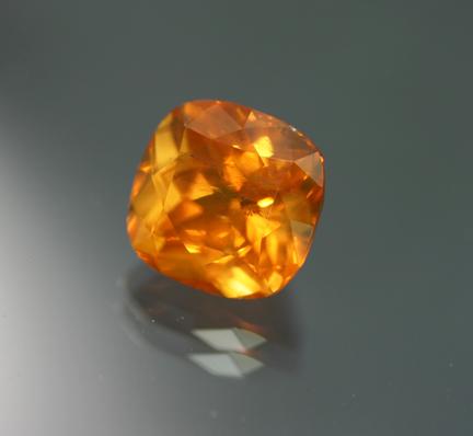5.36 Tanzanian Orange Calcite