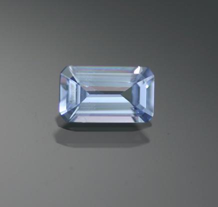 0.96 ct. Violet-Blue Spinel
