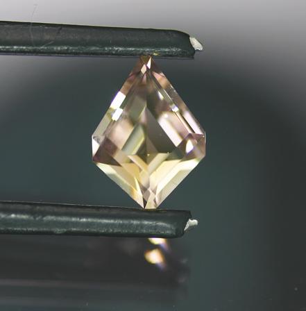 1.50 ct. Pink-Yellow Bi-Color Tourmaline