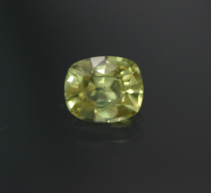 1.15 ct. Lemon Yellow Sapphire