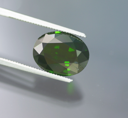 5.25 ct. Chrome Diopside - RESERVED