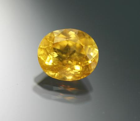 2.64 ct. Yellow Clinohumite - RESERVED