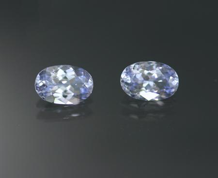 1.39 ct. Vietnamese Blue Spinel Pair