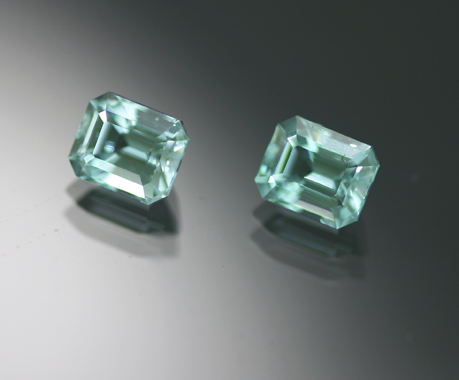 2.42 ct. Afghan Tourmaline Pair - RESERVED