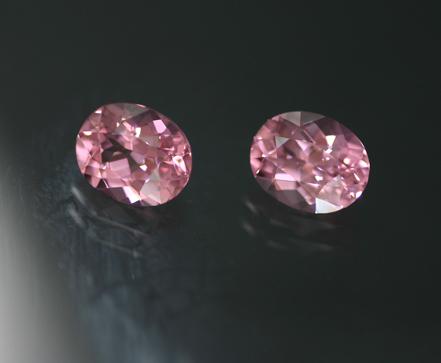 2.89 ct. Vietnamese Pink Spinel Pair