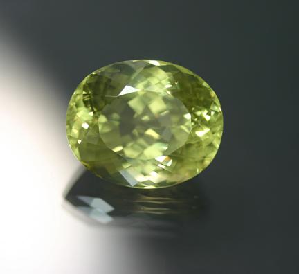30.06 ct. Yellow Apatite - RESERVED