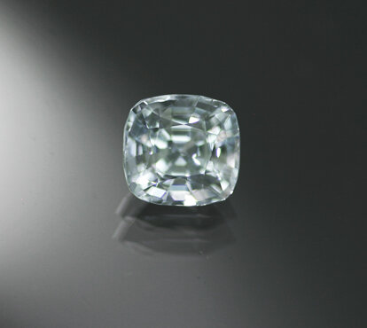 1.35 ct. Colorless Spinel - RESERVED