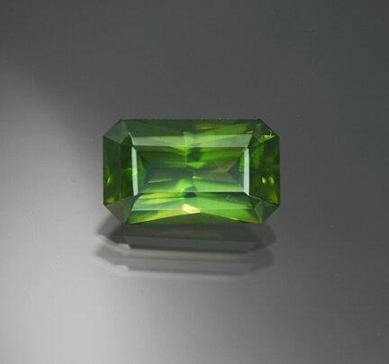 4.07 ct. Sri Lankan Green Zircon
