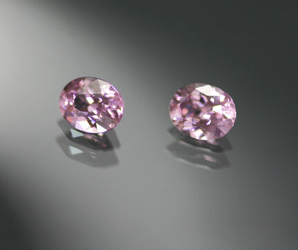 1.04 ct. Pink Spinel Pair - RESERVED