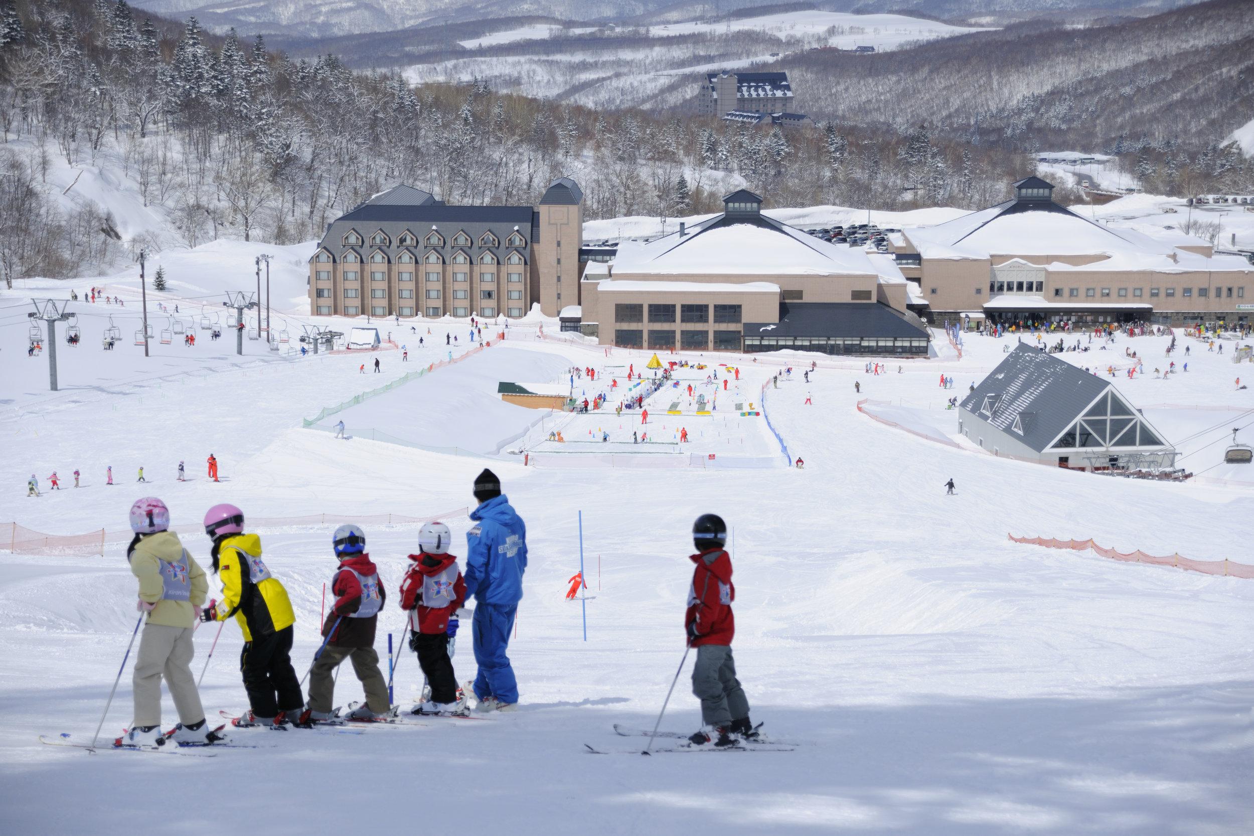 Annie Kids Ski Academy