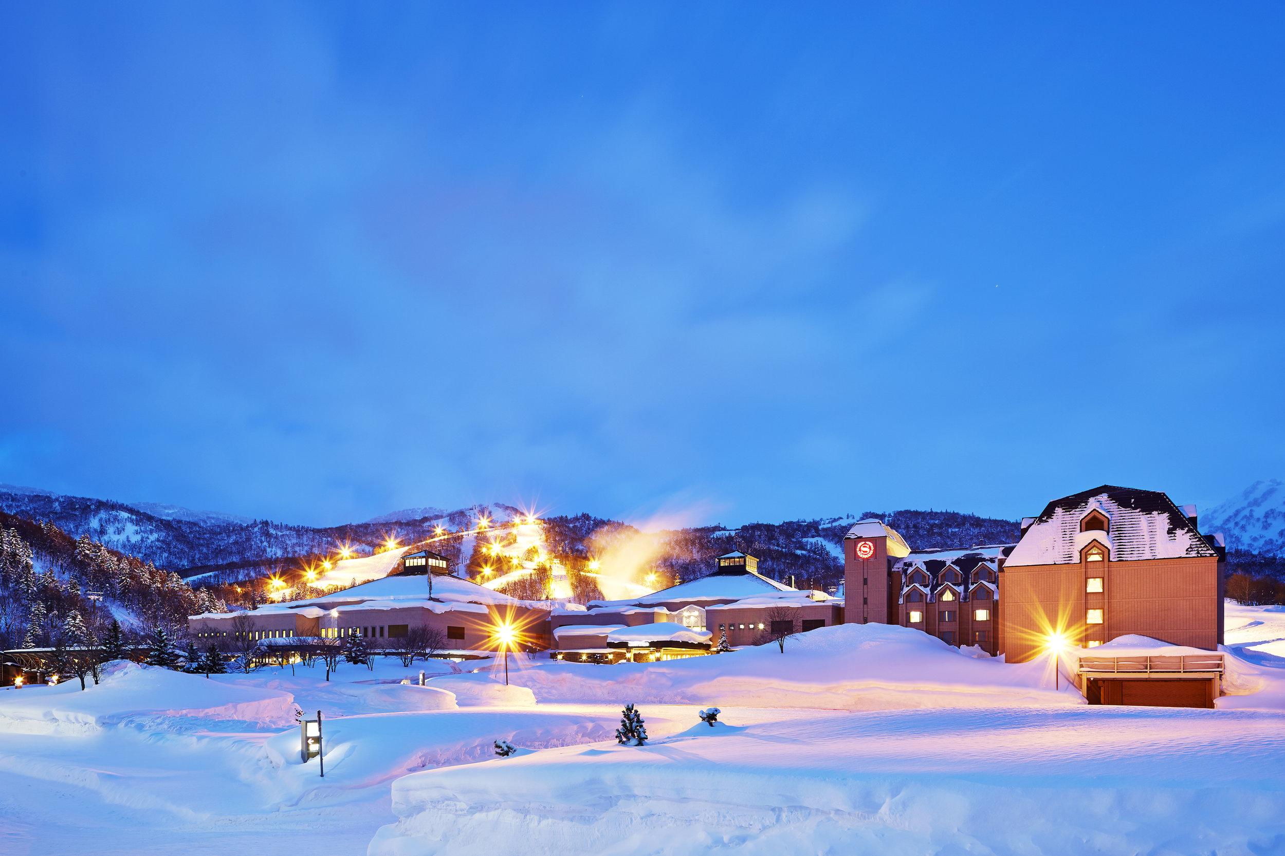 The Sheraton Hokkaido Kiroro