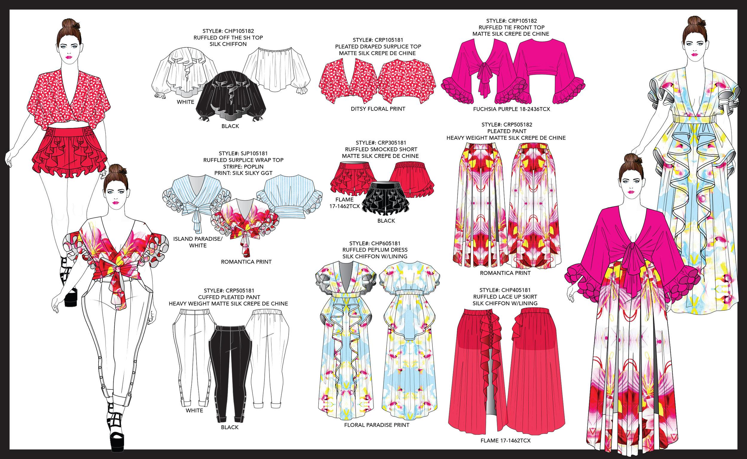 Fashion Portfolio Anastasia Stallcop