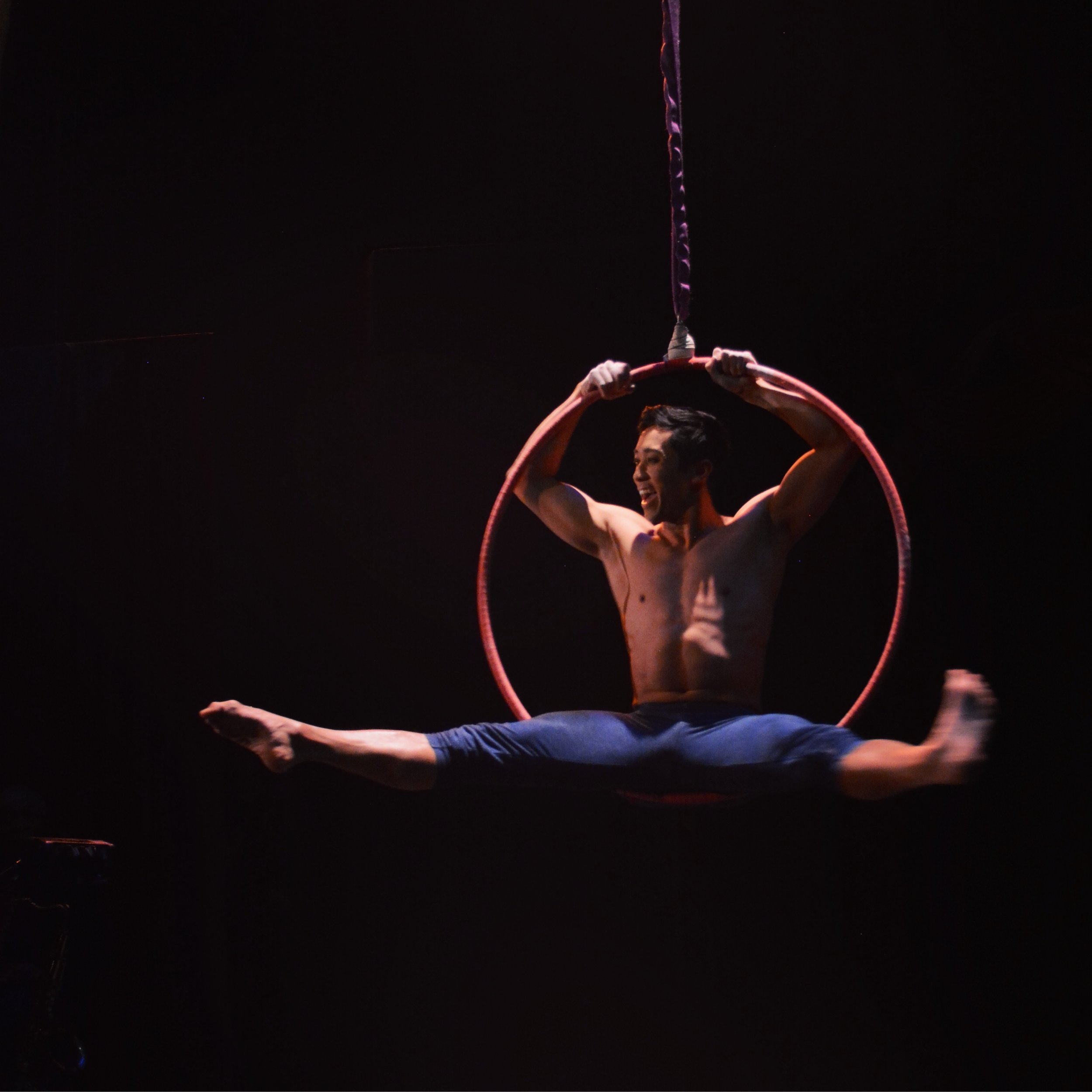 Photo: Circus Center (SF)