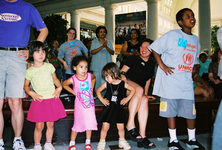 Family Programs - Public performances at museums, libraries, festivals and other public venues.View All