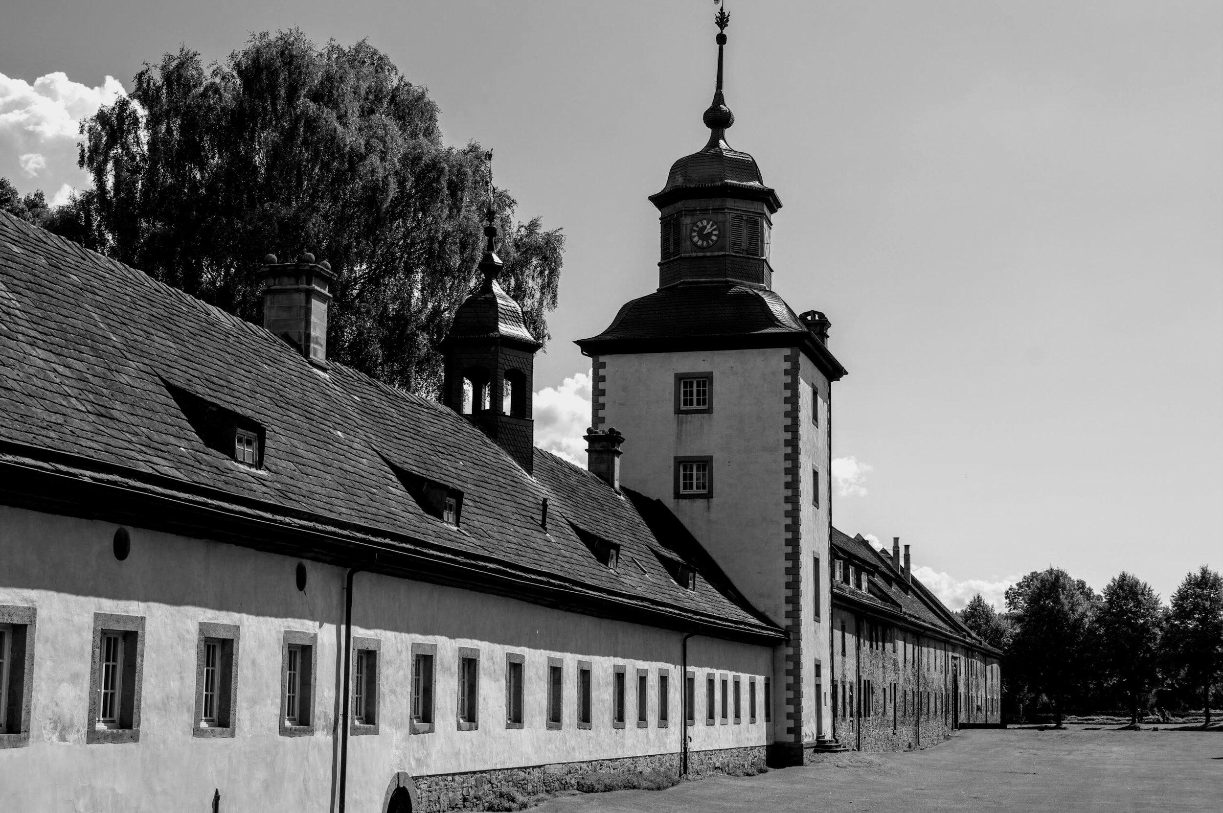 Monastery/Castle near Hoexter