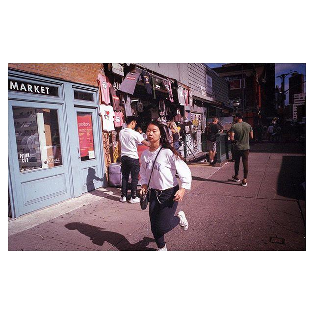 Canal Street, New York City, September 2019. Kodak Ultramax 400 color #35mm . . . . . #minoltacle #nyc #streetphotography #analogphotography #myfeatureshoot #kodaklosers #colorfilm #streetleaks #storyofthestreets #filmisnotdead #friendsinstreets #picoftheday #thisaintartschool #streetportraits #newyorkcity #kodakultramax400 #lensculturestreets #seventwentymagazine #burnmyeye #photoobserve #ihsp #fromstreetswithlove #ourstreets #eyeshotmag #timeless_streets #photo_collective #staybrokeshootfilm #fisheyelemag
