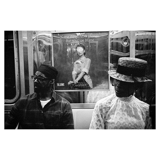 Neoclassical subway moments, p/b who the hell knows. New York City, September 2019. Kodak Tri-X 400 #35mm . . . . . #minoltacle #nyc #streetphotography #streetlife #analogphotography #myfeatureshoot #kodaklosers #bnw_streets #streetleaks #storyofthestreets #filmisnotdead #friendsinstreets #picoftheday #thisaintartschool #streetportraits #newyorkcity #kodaktrix400 #lensculturestreets #seventwentymagazine #burnmyeye #photoobserve #ihsp #fromstreetswithlove #ourstreets #eyeshotmag #timeless_streets #photo_collective #staybrokeshootfilm #fisheyelemag