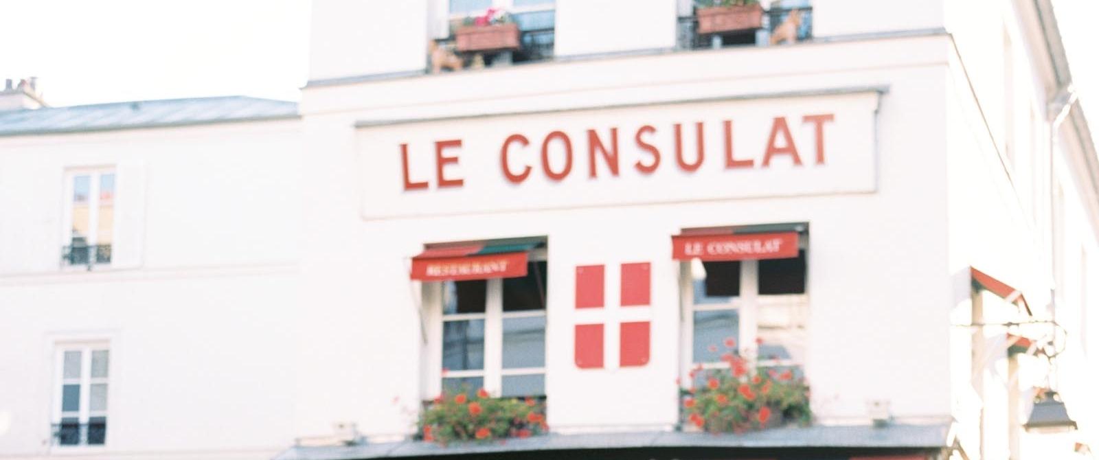 Fall engagement session - Paris, france