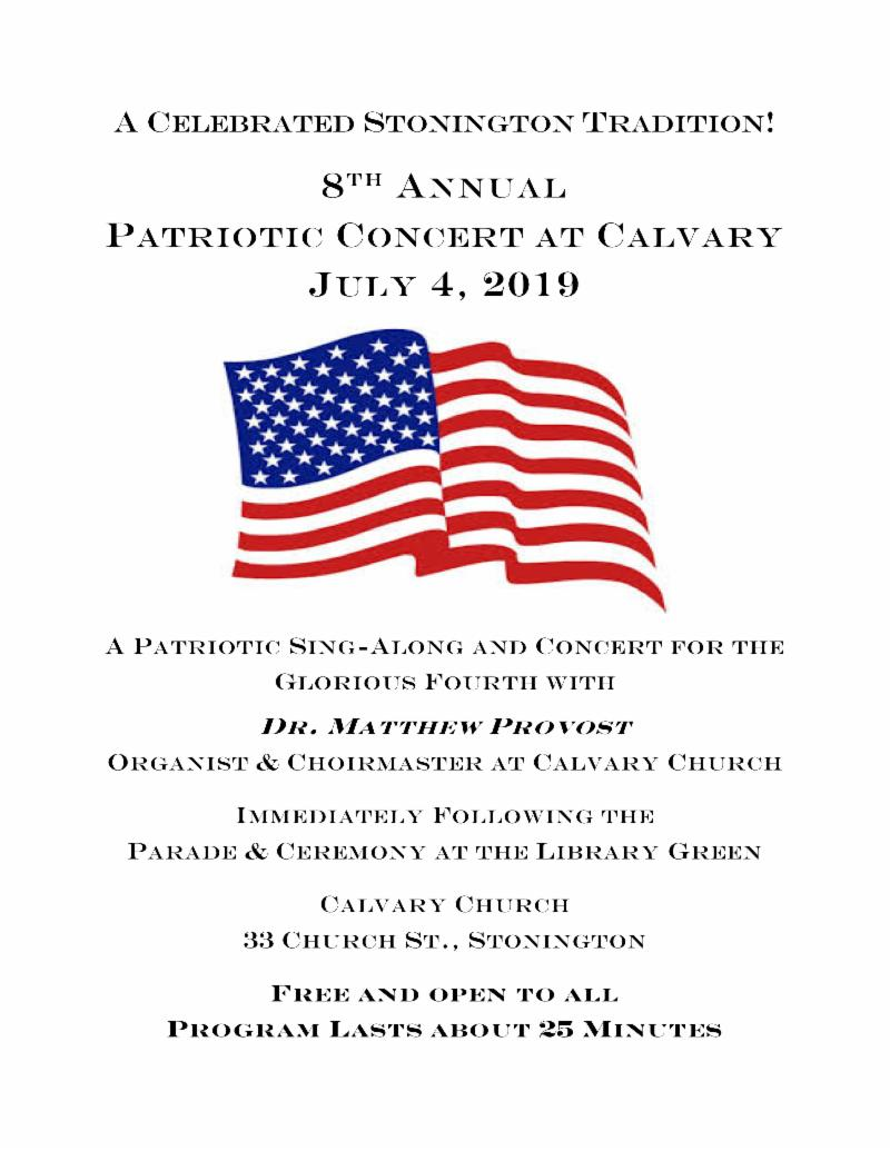 2019 Stars and Stripes - July 4 concert following parade.jpg