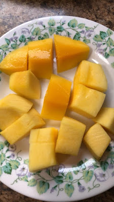 Mangos are one of my favorites!