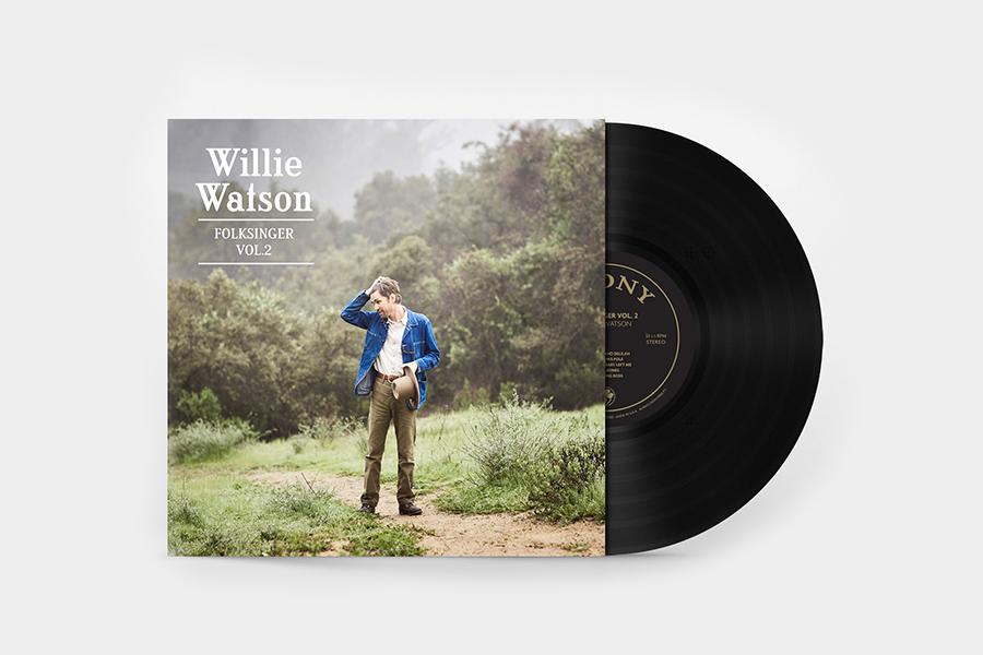 WILLIE WATSSON - PACKAGING