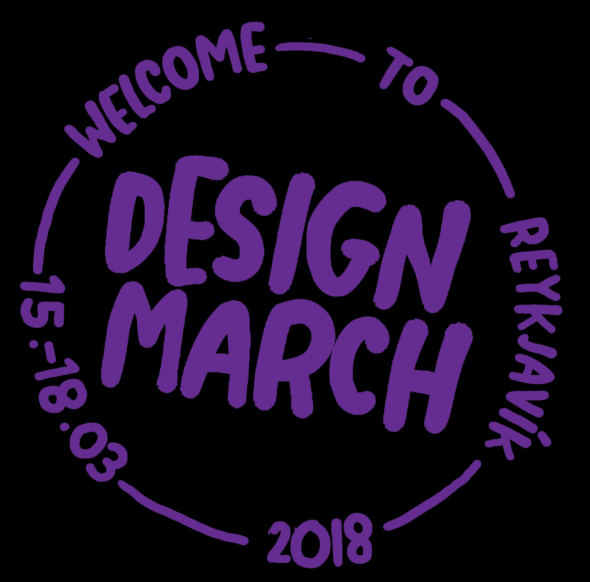 Design+a+March+brand+identity+|+tomasdottir.+|+logo+design,+pattern+design,+online+marketing,+festival+design,+branding,+illustration,+modern,+icon+design