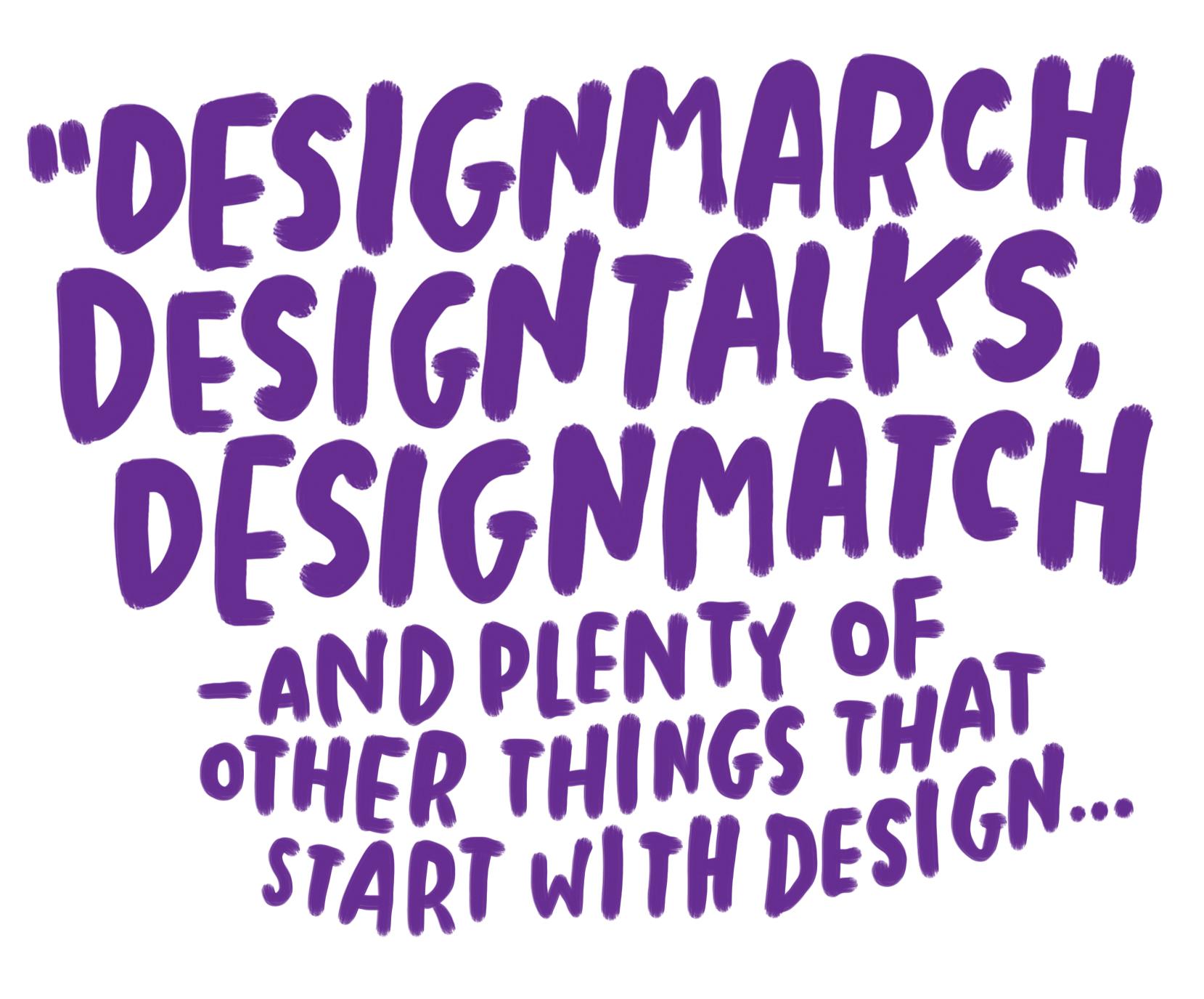 Design+a+March+brand+identity+|+tomasdottir.+|+logo+design,+pattern+design,+online+marketing,+festival+design,+branding,+illustration,+modern,+copywriting+design