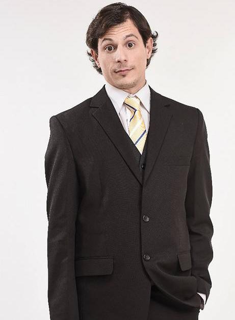 Danilo Monge, Actor. Entre canibales, Simona. Tv