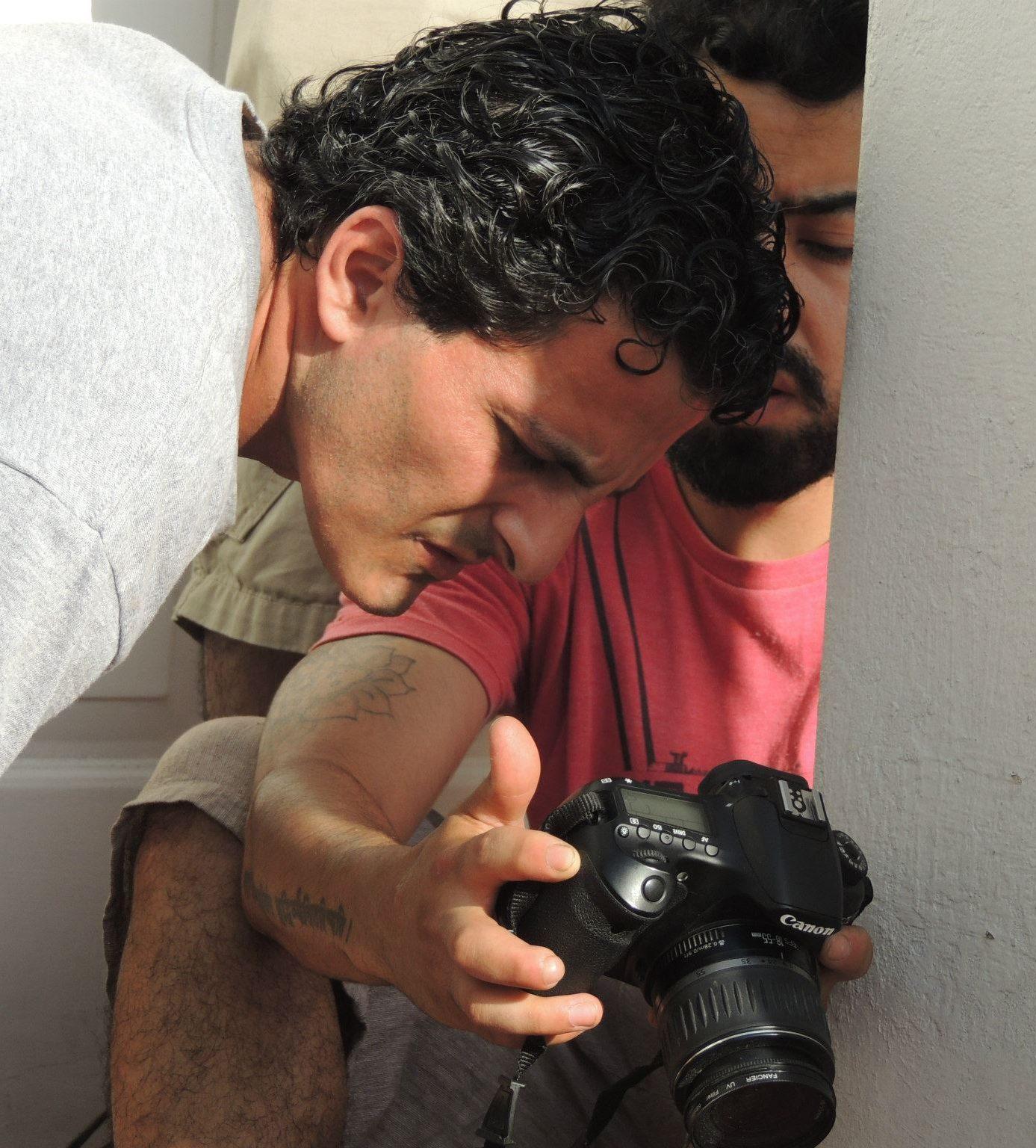 Ariel Moyano. Actor y director. Cine y tv