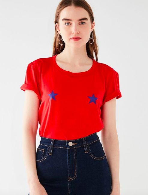 Truly Madly Deeply Double Icons Tee