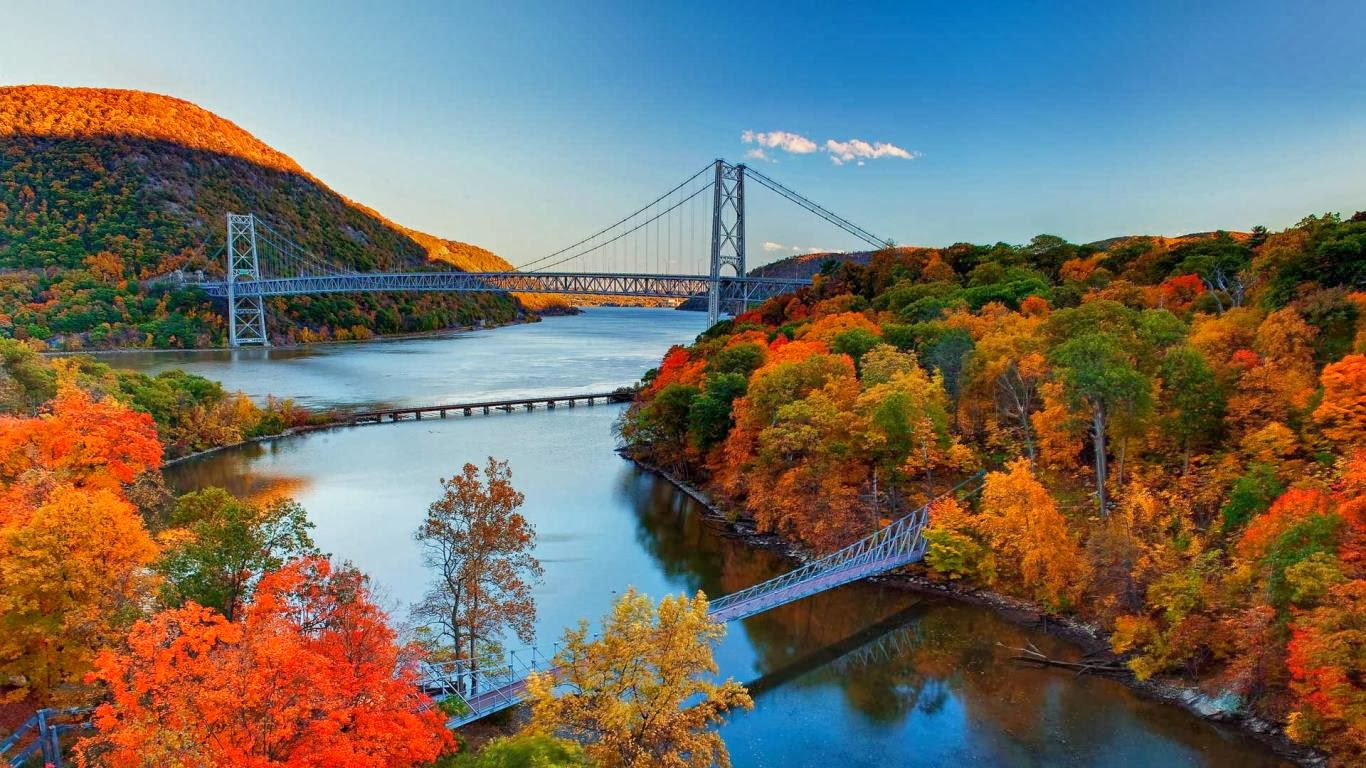 Central Hudson valley -