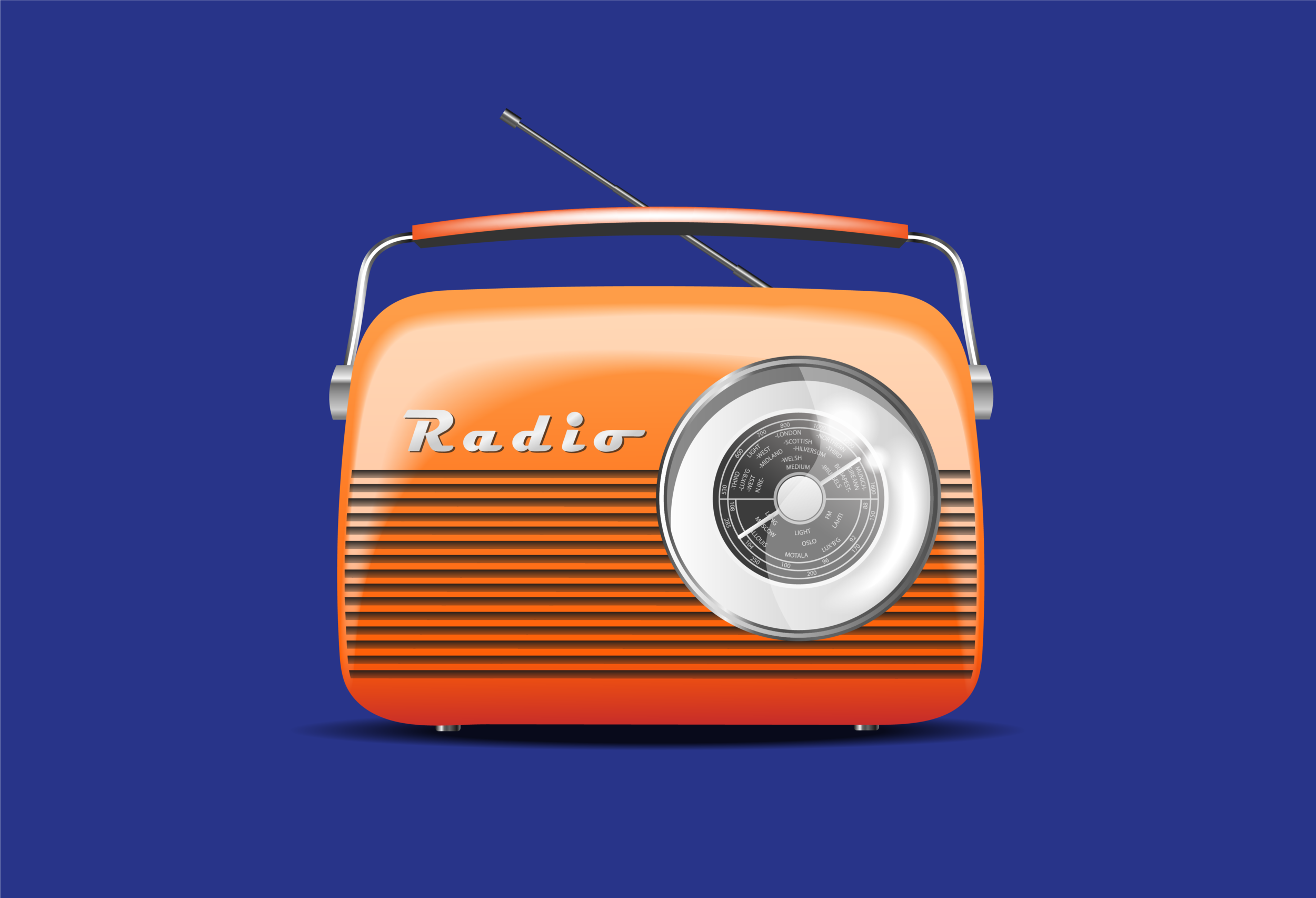 Give us a shout and we'll share our 'writing for radio' expertise