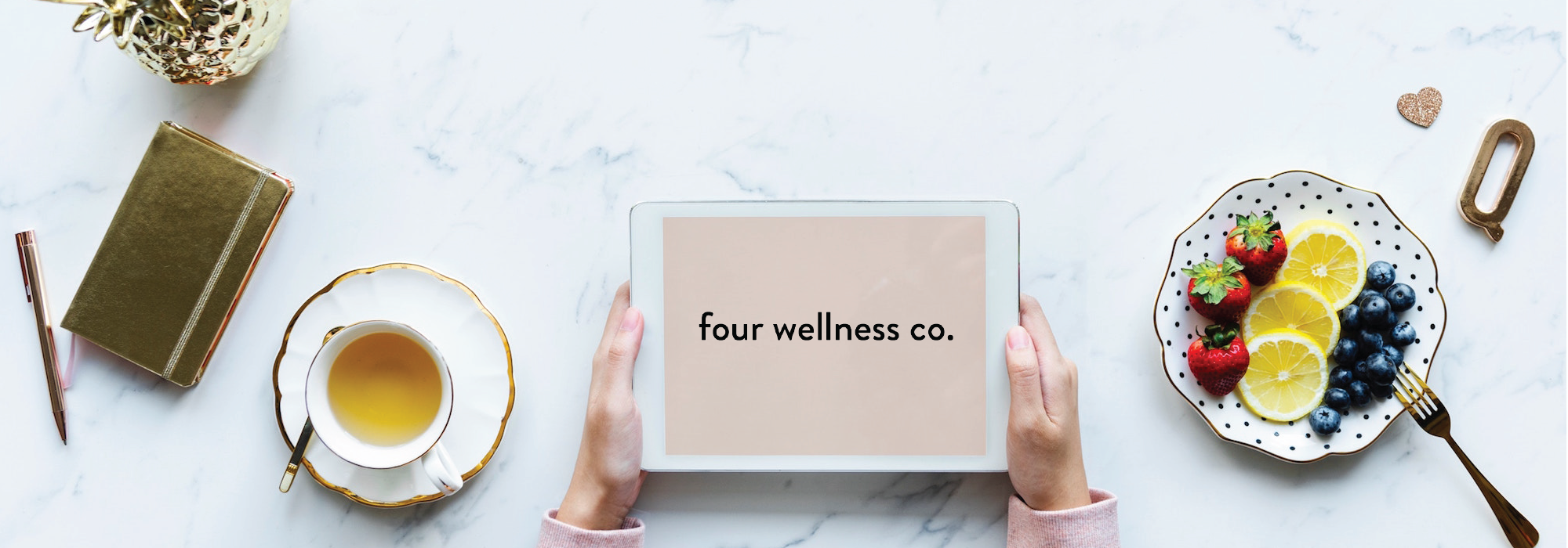 Health coaches are trained in using food and lifestyle as medicine. Learn more at fourwellness.co/blog/what-is-health-coaching
