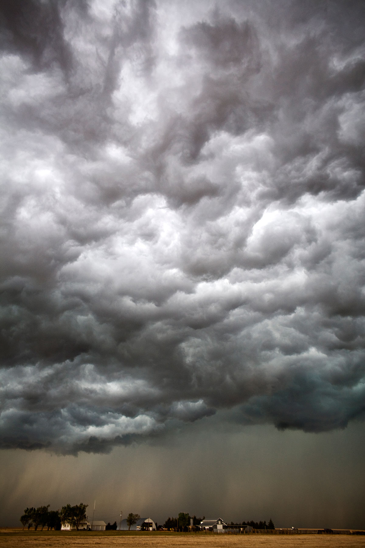 Each Year We Pray - Kansas, USA - The Big Cloud