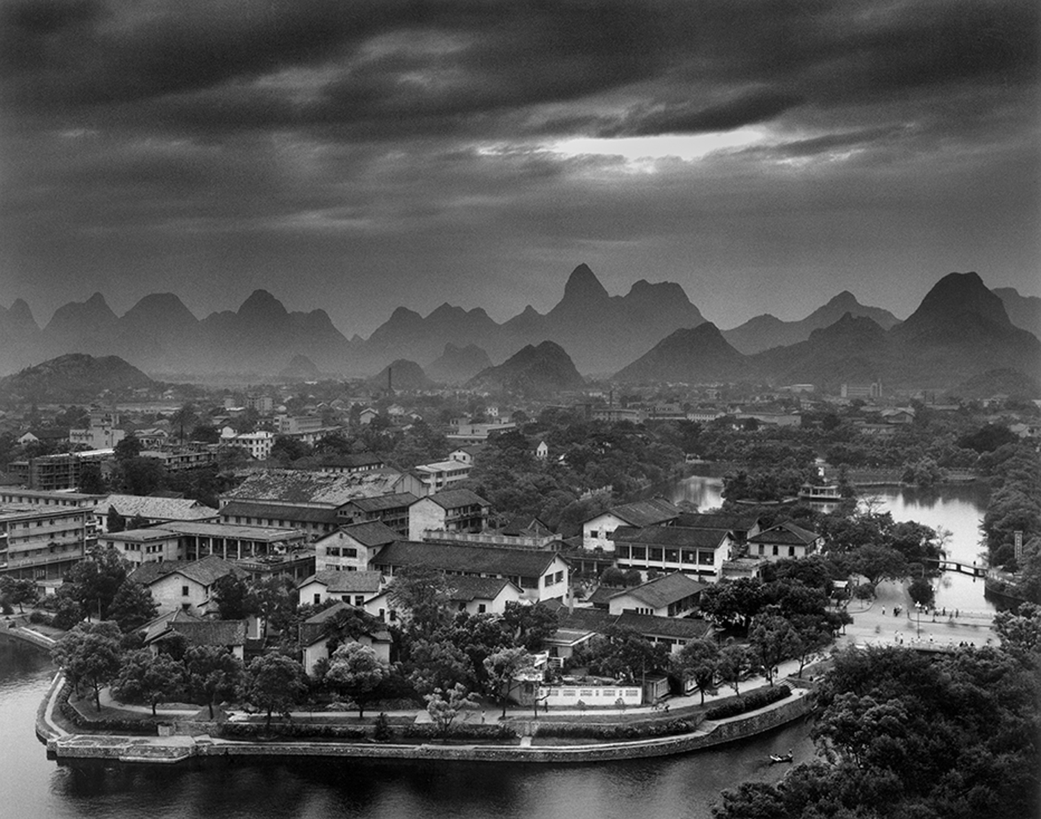 Skyline, Guilin, China