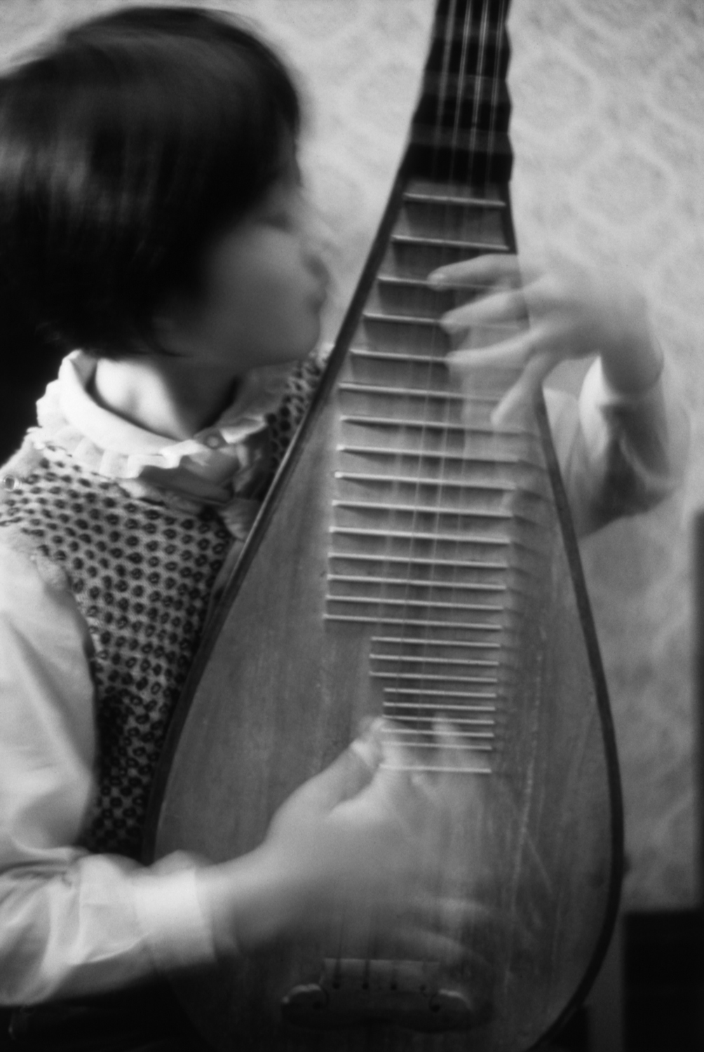 Young Musician, China