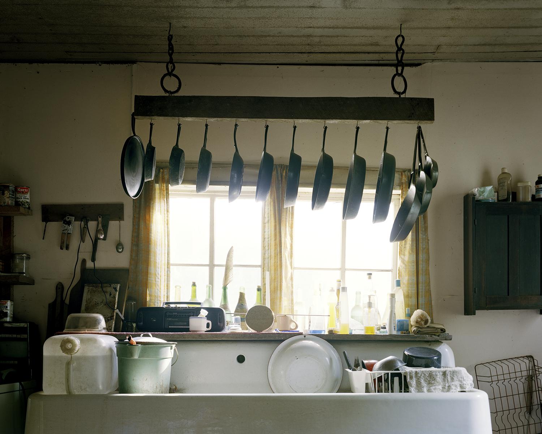 Michael's Kitchen. Whitleyville, TN. 2015.