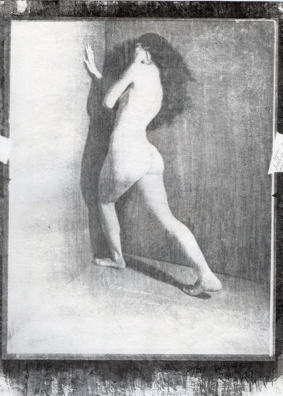 Gum Print, 1966