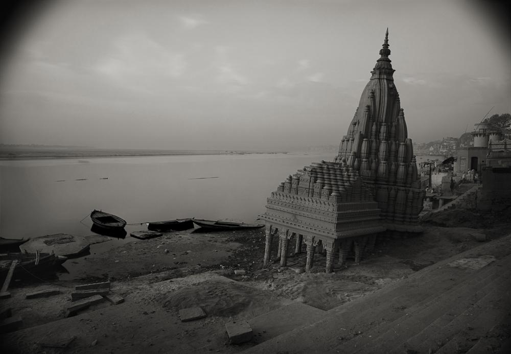 India Varanashi, 1997