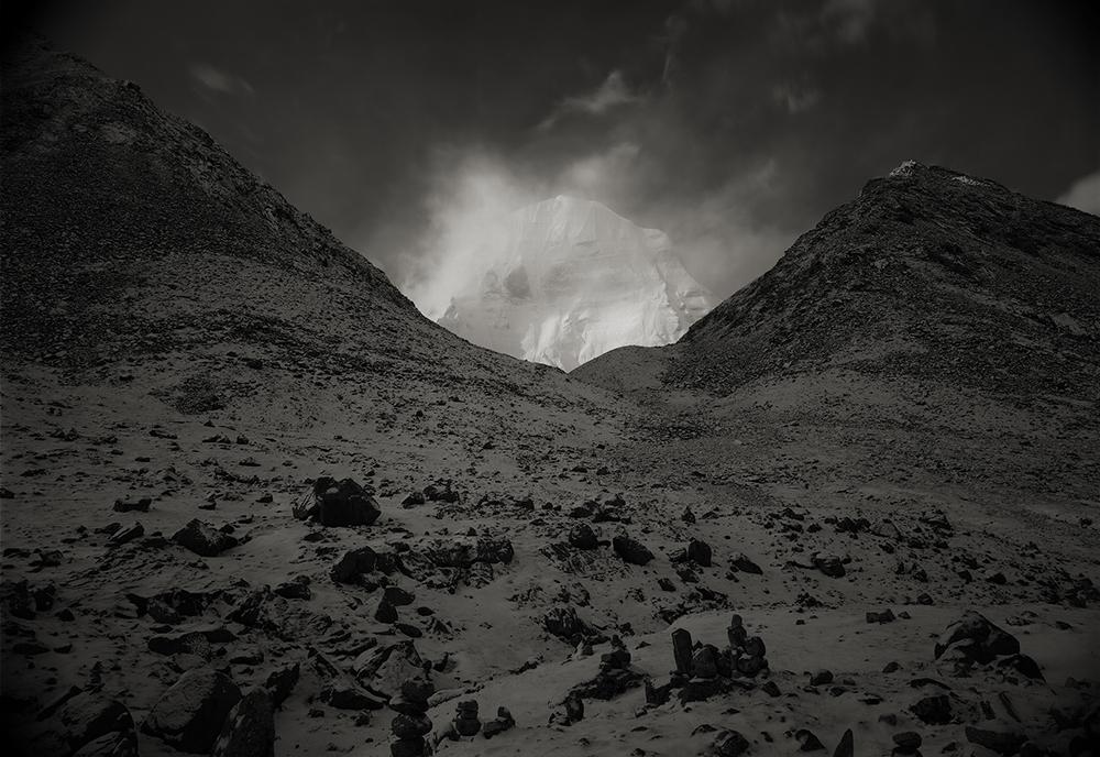 Tibet's Mt. Kalish, 2000