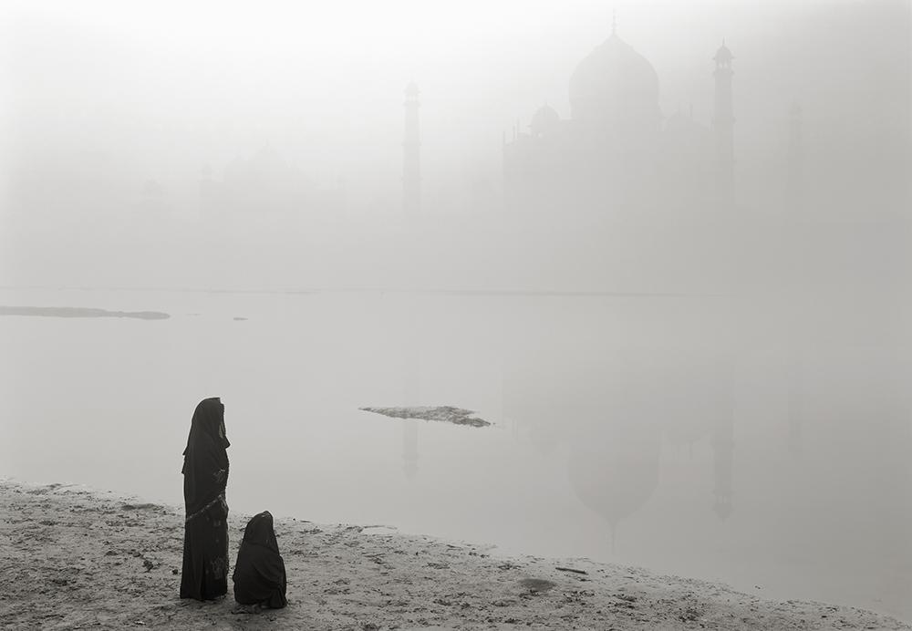 India, Taj Mahal, 2008