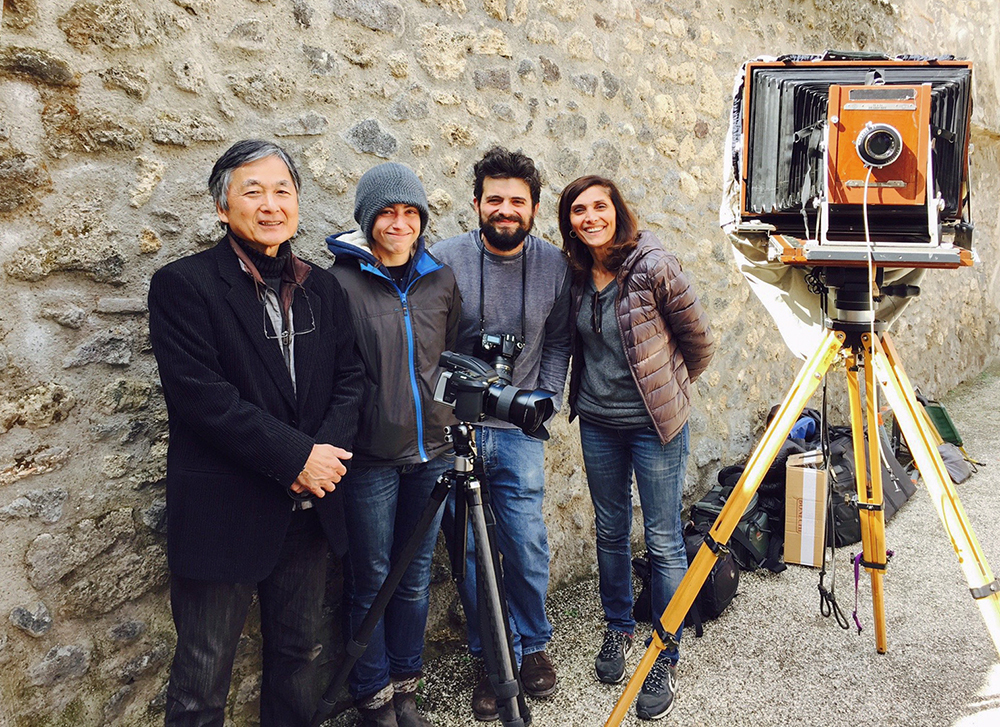 Pompeii Staff, 2016