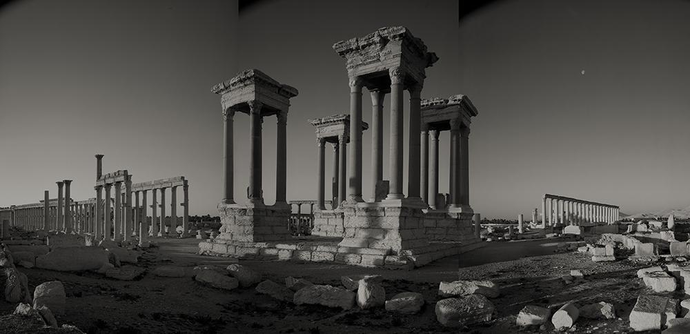 Syria Palmira, 1995