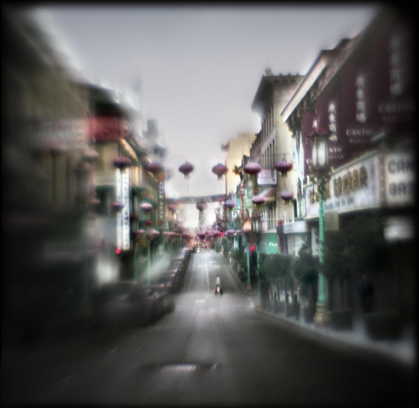 Daybreak, Grant Street