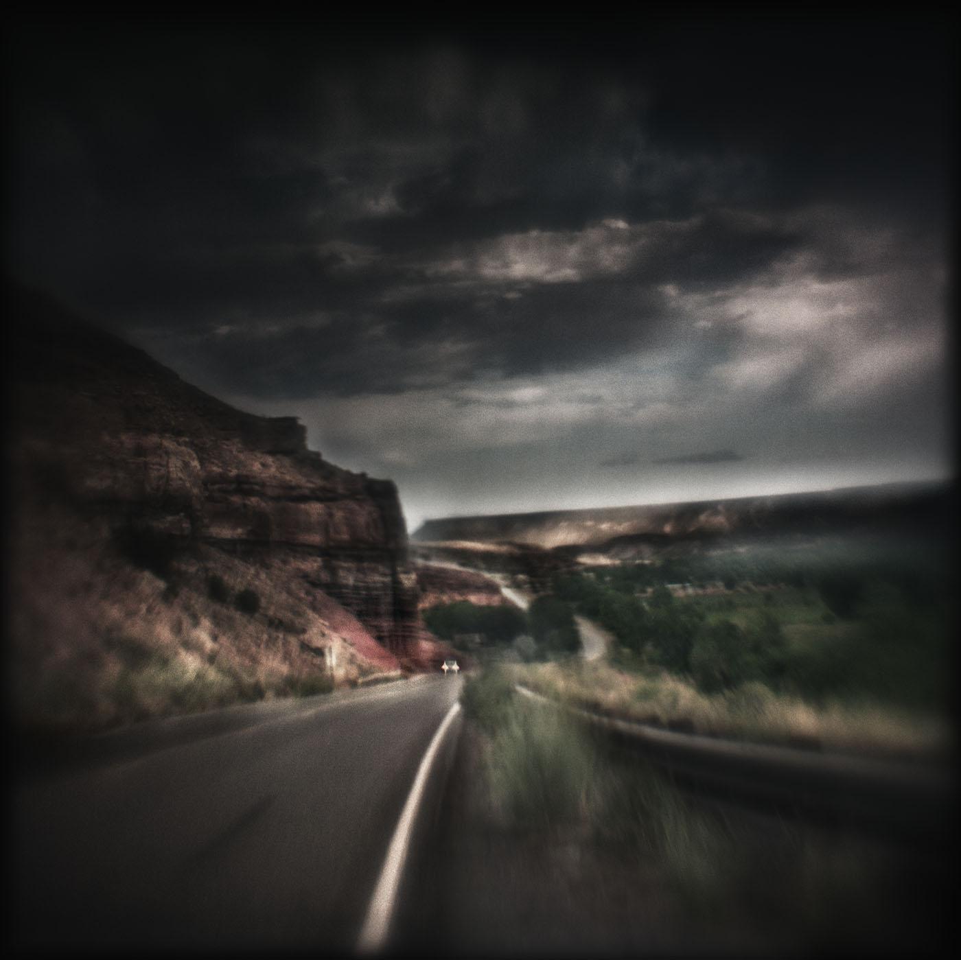 Heading West