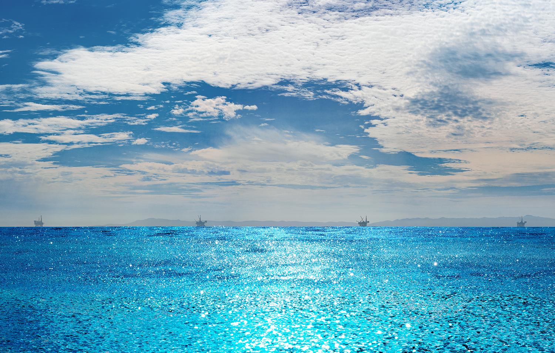 Glittering Sea, from Mirage