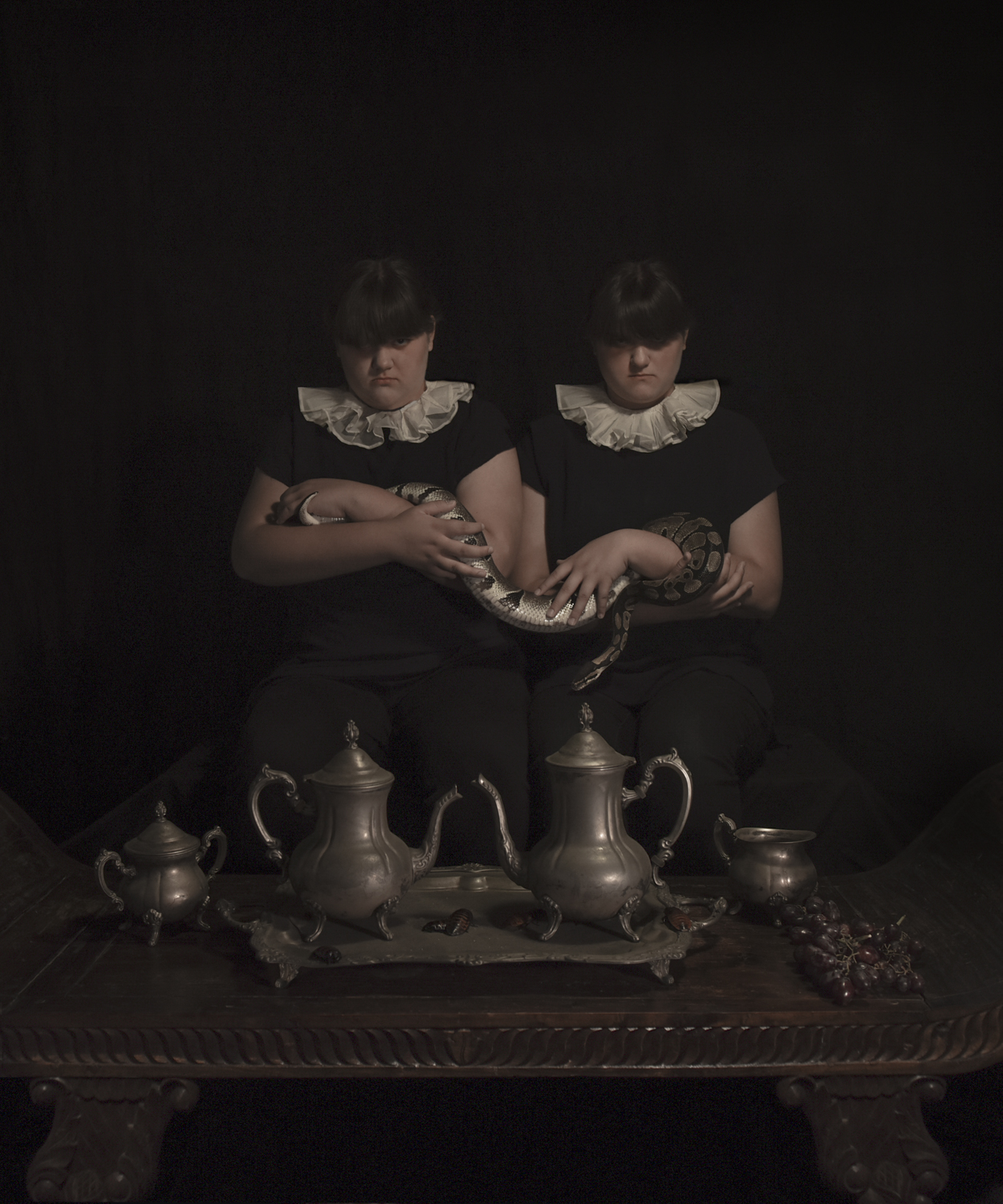 The Twins, from the  Dramatis Personae  collection
