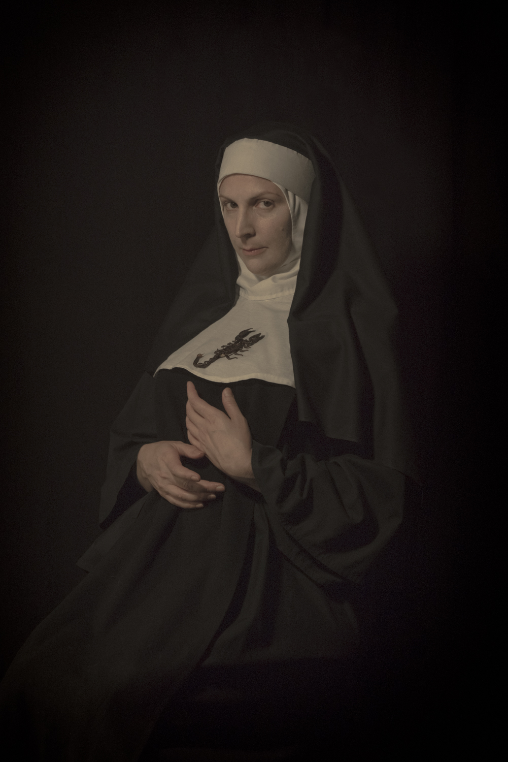 The Nun, from the  Dramatis Personae  collection
