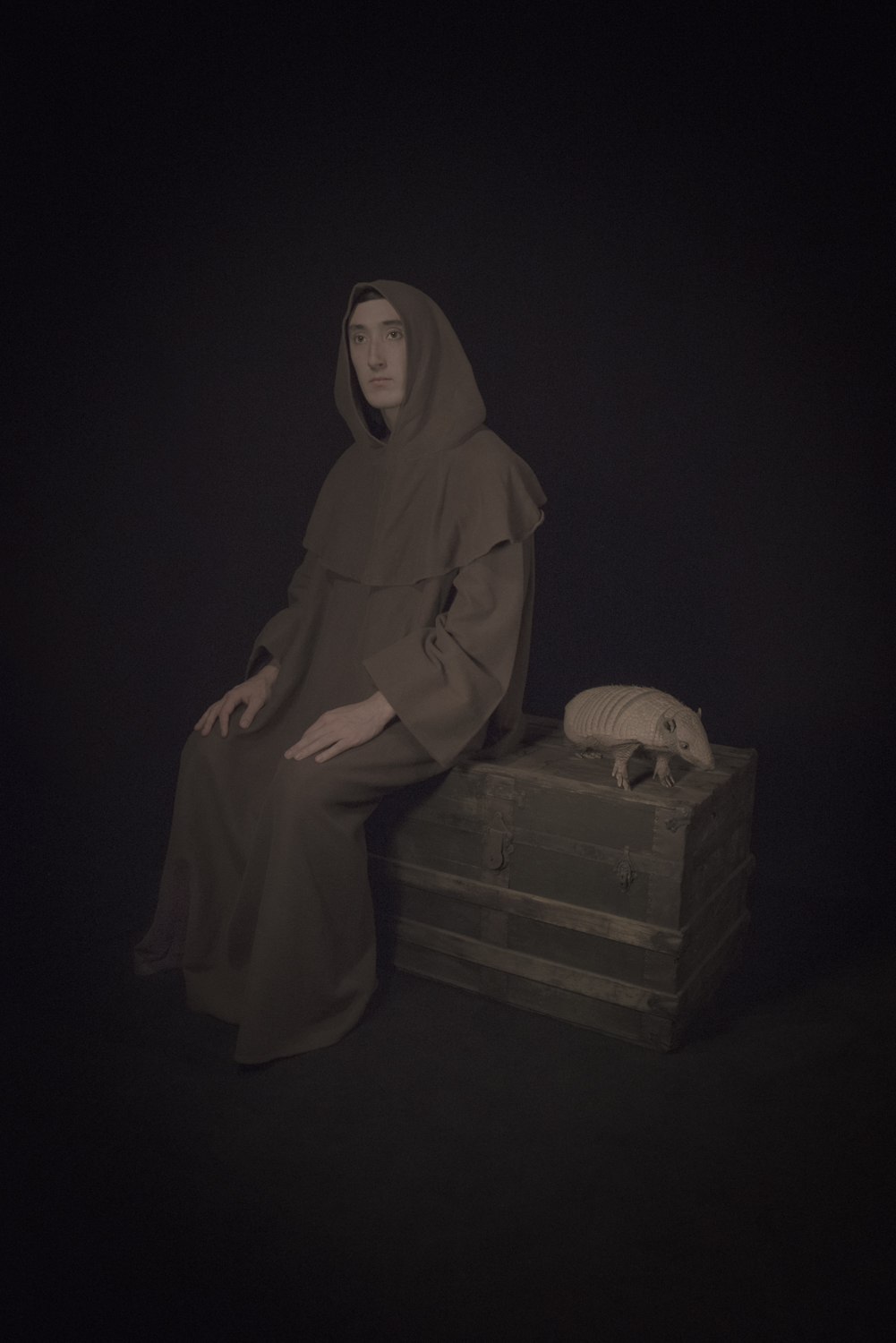 The Monk, from the  Dramatis Personae  collection