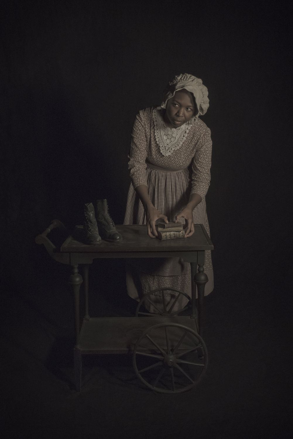 The Housekeeper, from the  Dramatis Personae  collection